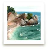 California Coast by Lindsay Megahed
