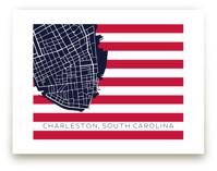 Charleston Flag  by Lauren Hughes