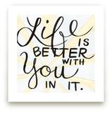 Life Is Better by Amanda Paulson