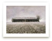 Rustic Moody Barn by Michelee Scott
