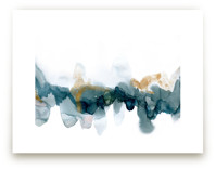 Fractured Horizon 1 Wall Art Prints