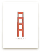 Golden Gate Bridge - San Francisco Wall Art Prints