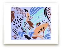 Windy Abstract by FERNANDA MARTINEZ