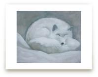 White Fox by Sarah Holden