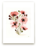 Vintage Blossoming by Lindsay Megahed