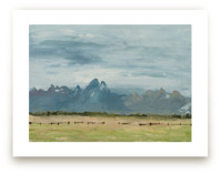 Teton Valley by Laura Morris