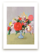 Floral Still Number 2 by Amy Moen