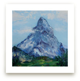 The Matterhorn by Laura Morris