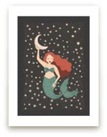 Moonlight Mermaid by Ash Sta. Teresa
