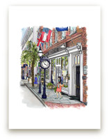 King Street by The Tattered Traveler