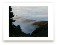 Deer Point Fog by Jan Kessel