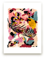 Summer petals by FERNANDA MARTINEZ