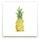 Painted Pineapple by Kirby Lee Smith