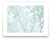 Batik Forest by Karen Kaul