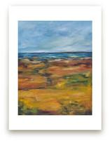 Bay Marsh by Kelli Kunkle-Day