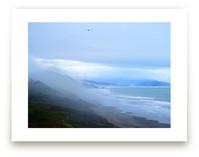 Foggy Coast of Pacific by NSMARK