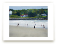 August Beach Scene Capt... by Andy Mars