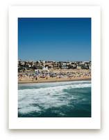 Beach II by Jennifer Little
