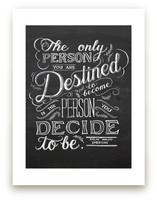 Emerson Quote by Amanda Paulson