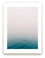 Fog at Sea