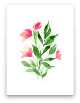 Botanical No 10 by Leah Bisch
