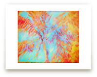 Key West Orange by Alex Isaacs Designs