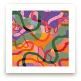 Colour Play by Attila
