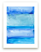Liquid Layers  by Jennifer Matlock