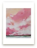 Pink Skies by Jennifer Hallock