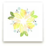 Leaf Mandala 39 by Debra Bianculli