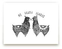 No Drama Llama by Ash Sta. Teresa