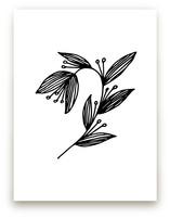 Doodle Arc Leaves