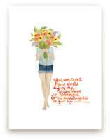 Create Your World Flora... by Kate Wong