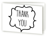 Thanks, You're so Great... by William Reid Stationery