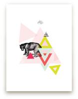 Bear Geo by Lady Noble