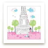 Paris Art Print 1