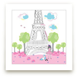 Paris Art Print 1
