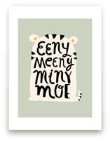 Eeny Meeny Sage by Ariel Rutland