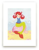 Mermaid by Stellax Creative