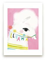 Llama Chic by Lori Wemple