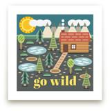 Go Wild! by Amy Mullen