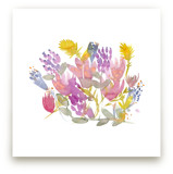 Summer Bouquet of Flowe... by Kim Johnson