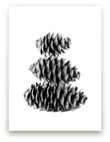 Stacked Pine Cones