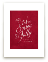 The Season to be Jolly by Owl and Toad