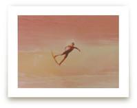 Rose Surf Air by Annie Seaton