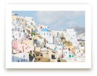 Greek Paradise by Katrina Leandro