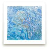 Fluid Blue by Katrina Leandro