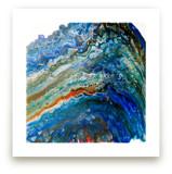 Fluid Wave by Katrina Leandro