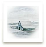 Big Sky Barn by Katrina Leandro