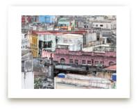 Cuban Buildings by Michelle S.